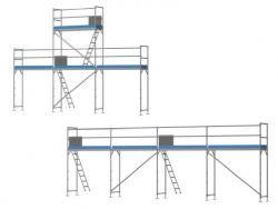 Stand- / Fassadengerüste